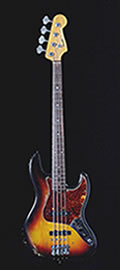 Fender Jazz Bass '62 SB/R
