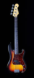 Fender Precision Bass '62 SB/R
