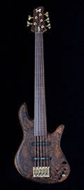 Fodera Emperor 5strings Bolt-On FL '05