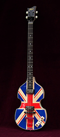 Hofner 125th Anniversary 2012 Diamond Jubilee Violin Bass
