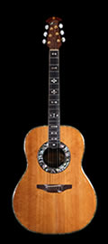 Ovation Custom Legend Deep '80