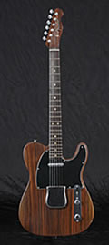 Fender Telecaster All Rosewood by Custom Shop Teem Built '07